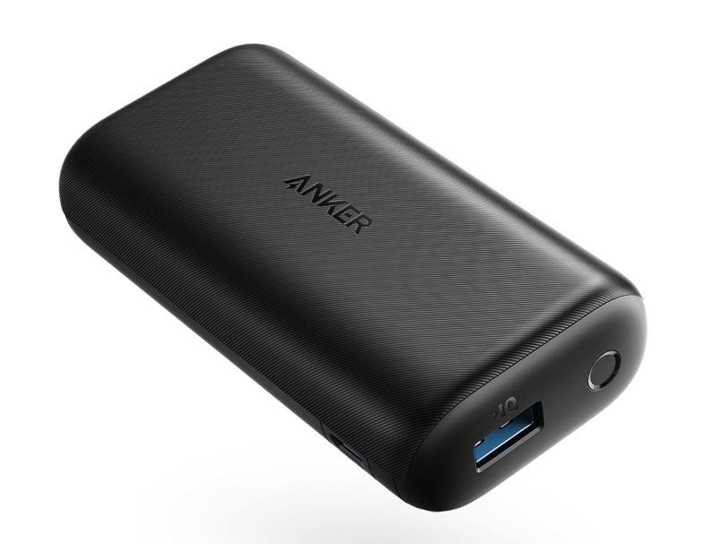 大人気「Anker」のモバイルバッテリー